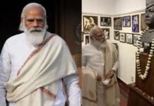 PM Modi visits Kolkata, to participate in Bose's birth anniversary
