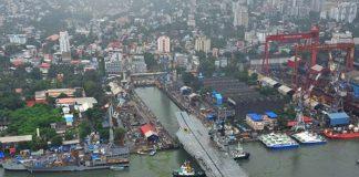 Cochin Shipyard In Kerala