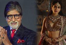 Amitabh Bachchan to Sara Ali Khan