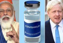 Britain Approves Covishield