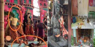 Hindu Temple Attack